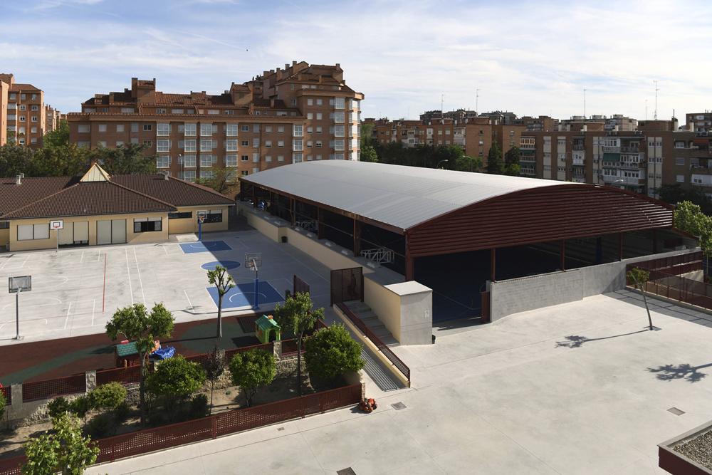 CLUB DEPORTIVO LAS ROSAS INSTALACIONES