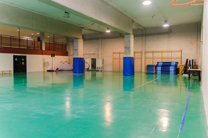 GIMNASIO EQUIPADO - Club Deportivo Las Rosas